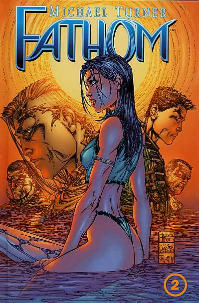 Couverture de Fathom (Editions USA) -2- Fathom 2