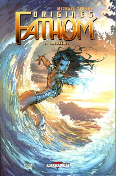 Couverture de Fathom : Origines -2- Émergence