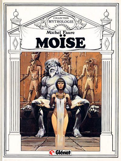 Couverture de Moïse