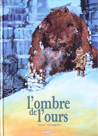Couverture de L'ombre de l'ours