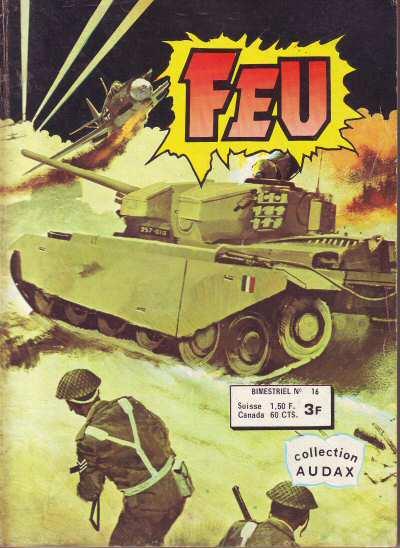 Couverture de Feu -16- La guerre de Tommy Atkins