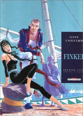 Couverture de Finkel -INT1- Premier cycle