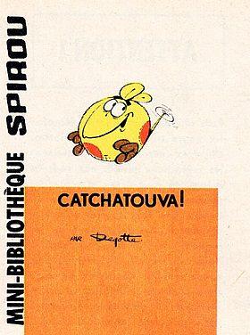 Couverture de Le flagada -7MR1453- Catchatouva !