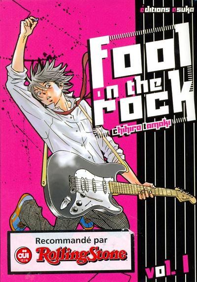 Fool on the rock