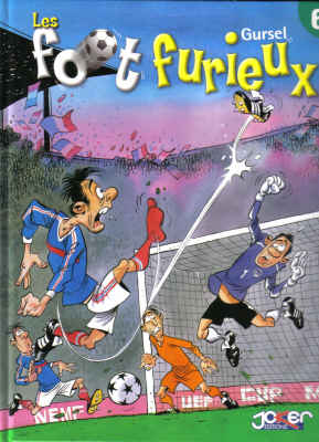 Les foot furieux - 2 tomes