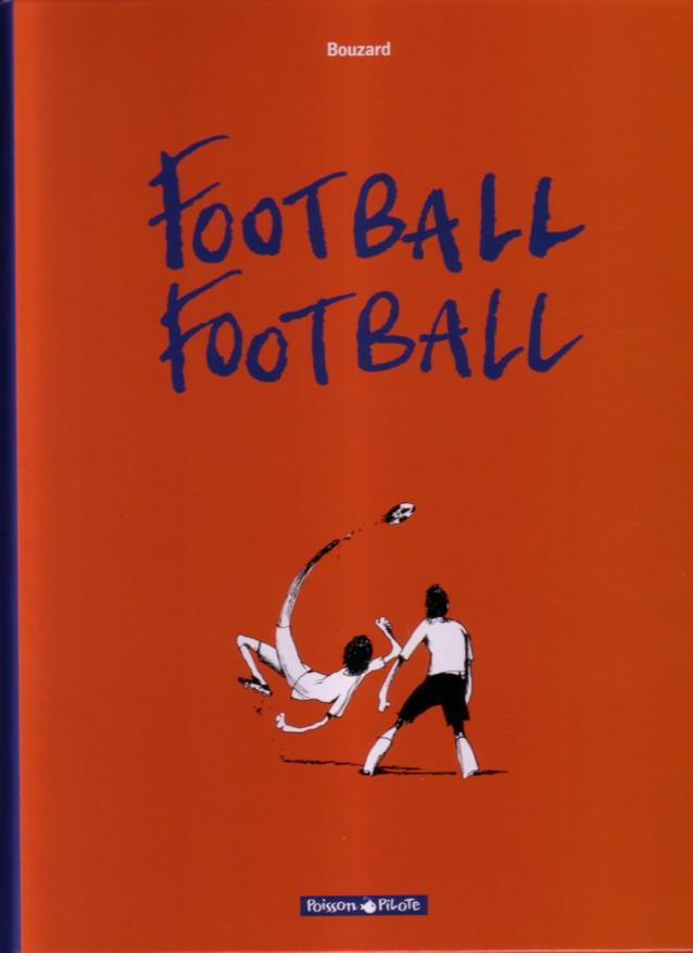 Couverture de Football Football -1roug- Football football