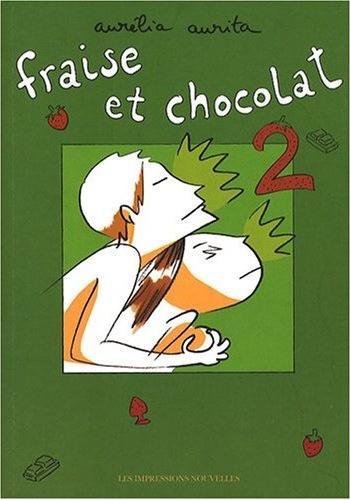 Couverture de Fraise et chocolat - Tome 2