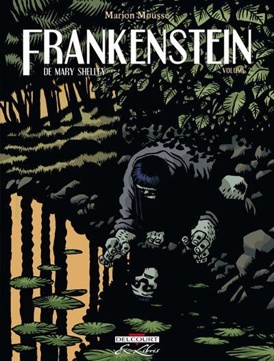 Couverture de Frankenstein (Mousse) -2- Volume 2