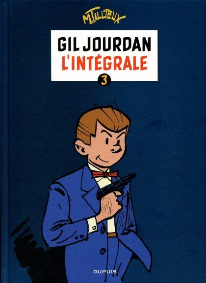 Couverture de Gil Jourdan (Intégrale) -3- L'intégrale 3