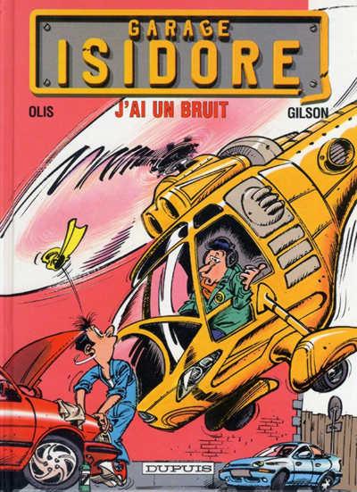 Couverture de Garage Isidore -2- J'ai un bruit