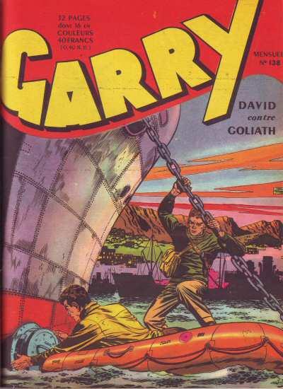 Couverture de Garry (sergent) (Imperia) (1re série grand format - 1 à 189) -138- David contre Goliath