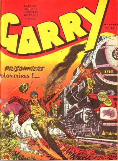 Couverture de Garry (sergent) (Imperia) (1re série grand format - 1 à 189) -139- Prisonniers volontaires