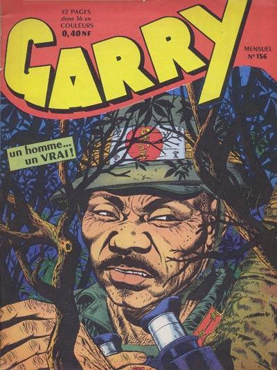 Couverture de Garry -156- Un homme... un vrai ! (Garry) - Monte Cassino (Rex Royal)