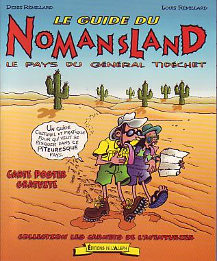 Couverture de Général Tidéchet - Le Guide du Nomansland