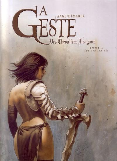 La Geste Des Chevaliers Dragons -  Tome 7, Revoir le soleil (Edition limitée)