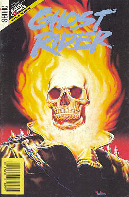 Couverture de Ghost Rider (Semic) -10- Ghost Rider 10