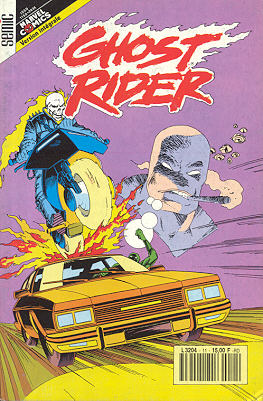 Couverture de Ghost Rider (Semic) -11- Ghost Rider 11