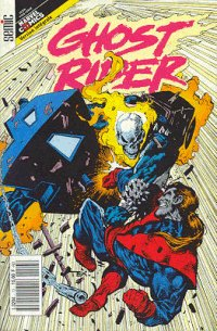 Couverture de Ghost Rider (Semic) -13- Ghost Rider 13