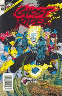 Couverture de Ghost Rider (Semic) -15- Ghost Rider 15