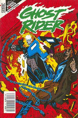 Couverture de Ghost Rider (Semic) -8- Ghost Rider 8