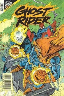 Couverture de Ghost Rider (Semic) -9- Ghost Rider 9
