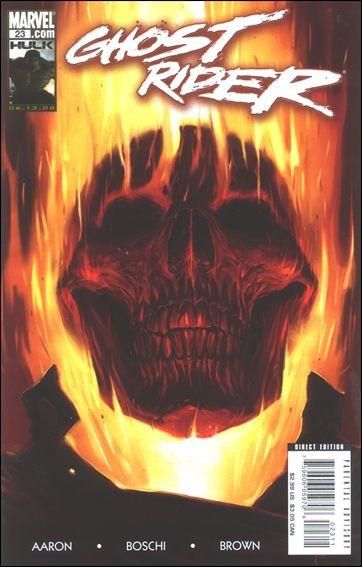 Couverture de Ghost Rider (2006) -23- Hell-Bent & Heaven Bound, part 4