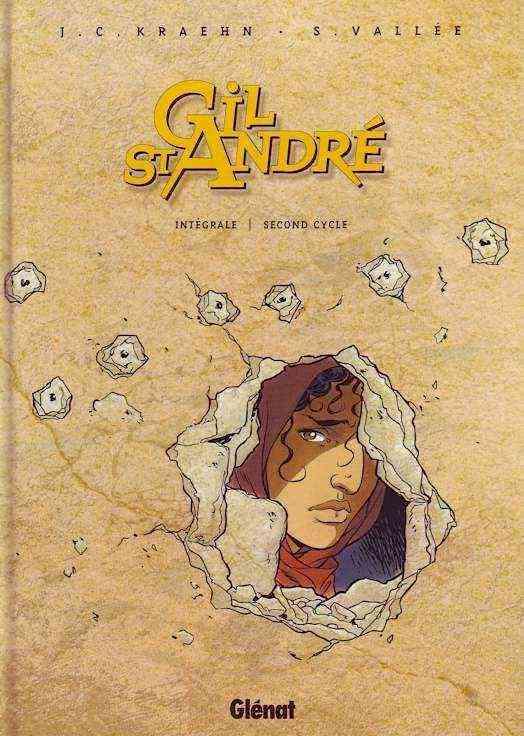 Couverture de Gil St André -INT2- Intégrale Second Cycle