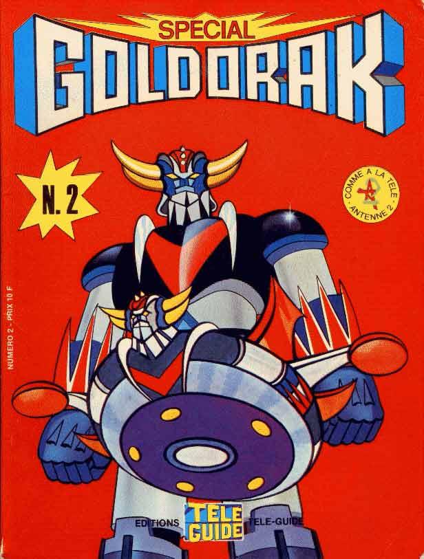 bd goldorak