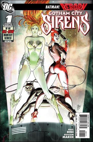 Gotham City Sirens - 3 tomes