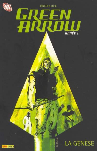 DC Heroes - Green Arrow [Année 1]