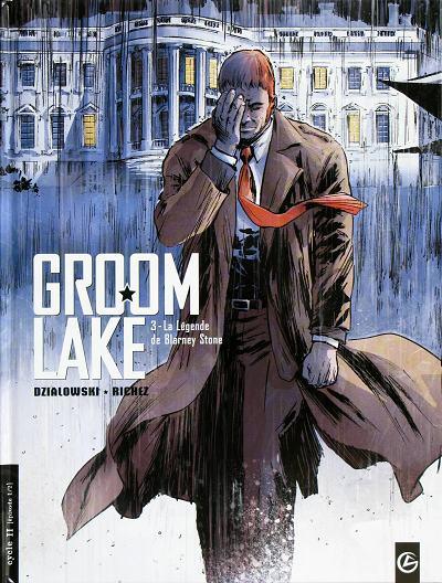 Groom Lake - les 4 tomes