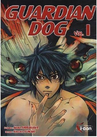 Couverture de Guardian dog -1- Tome 01