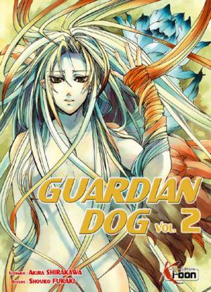 Couverture de Guardian dog -2- Tome 02