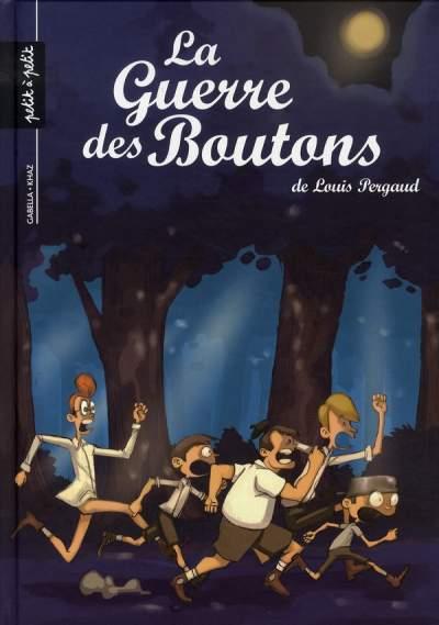 Couverture de La guerre des Boutons (Vernay/Khaz) -2- La forteresse