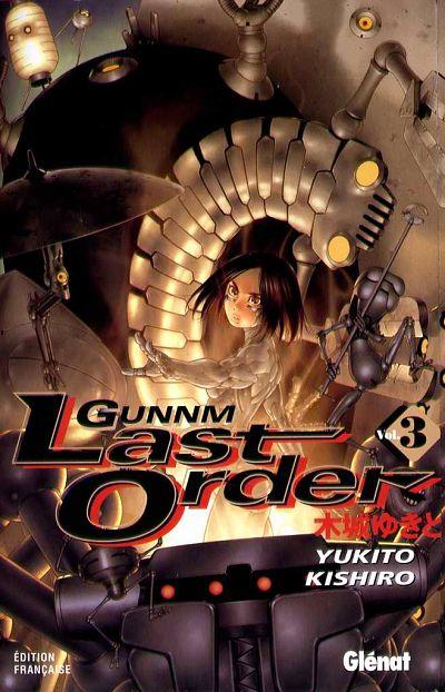 Couverture de Gunnm - Last Order -3- Tome 3