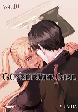 Couverture de Gunslinger Girl -10- Tome 10