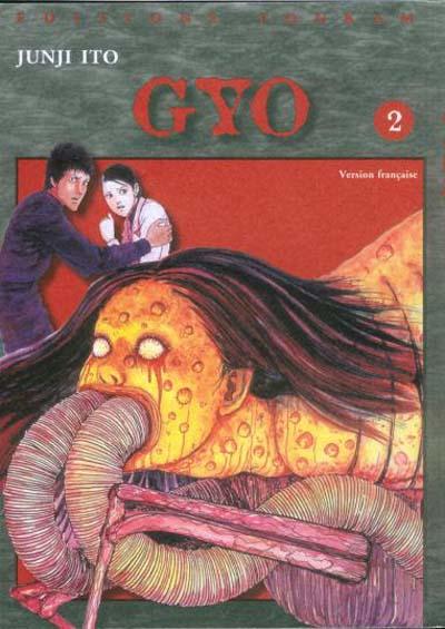 Gyo - 2 tomes