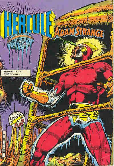 Couverture de Hercule (1e Série - Collection Flash) -25-  A la recherche d'Alanna