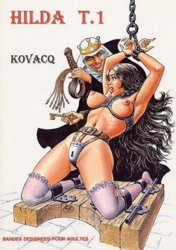 Couverture de Hilda (Kovacq) -1- Tome 1