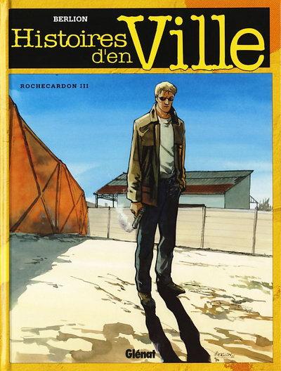 Couverture de Histoires d'en Ville -3- Rochecardon III - Ange