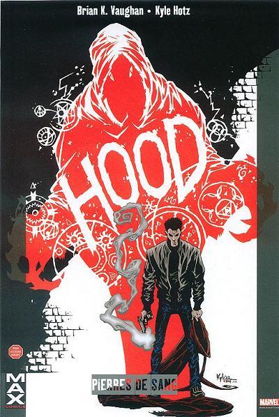 Couverture de Hood -1- Pierres de sang