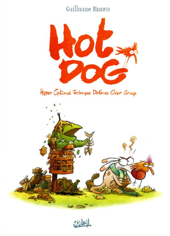 Couverture de Hot dog - Tome 1