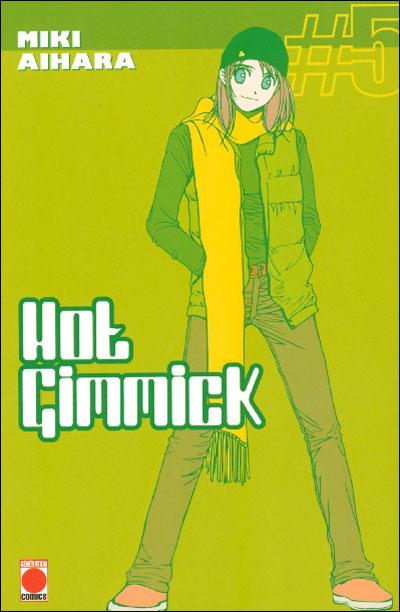 Couverture de Hot Gimmick -5- Tome 5
