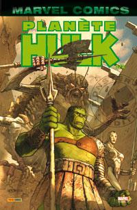 Couverture de Hulk (Marvel Monster Edition) -4- Planète Hulk 2/2