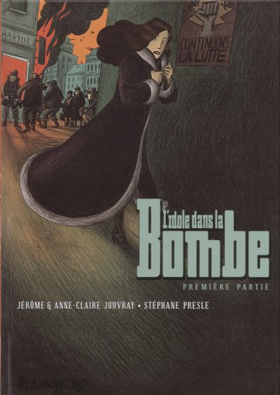 Couverture de L'idole dans la bombe -1- Première Partie