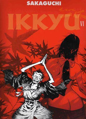 Couverture de Ikkyu (Vents d'Ouest) -6- Tome 6