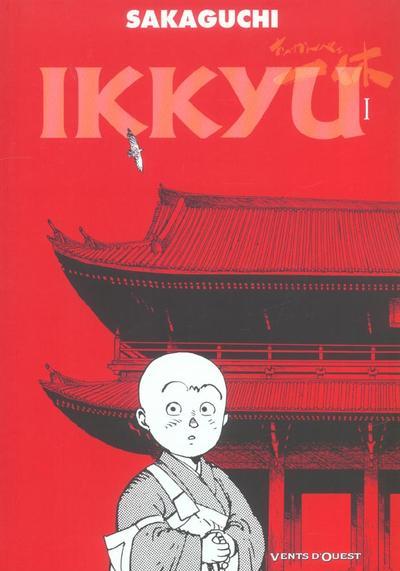 Couverture de Ikkyu (Vents d'Ouest) -1- Tome 1