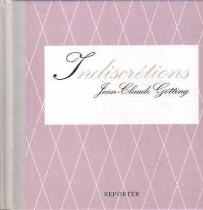 Couverture de Indiscrétions (Götting) -TL- Indiscrétions