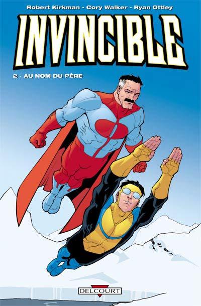 Couverture de Invincible -2- Au nom du père