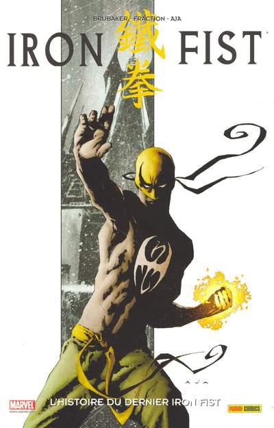 Couverture de Iron Fist (100% Marvel - 2008) -1- L'Histoire du dernier Iron Fist
